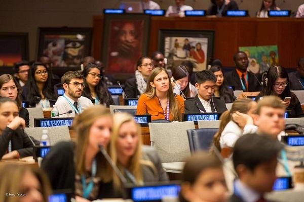 Ungdomsforsamling FN