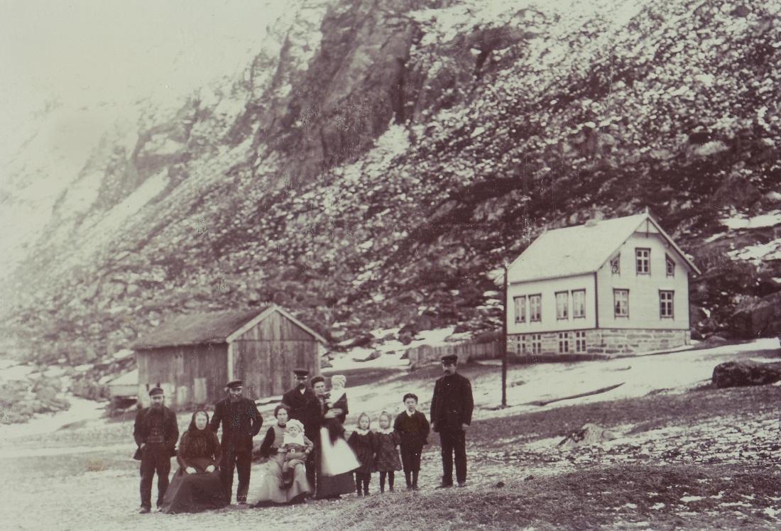 Knutgarden i Støene