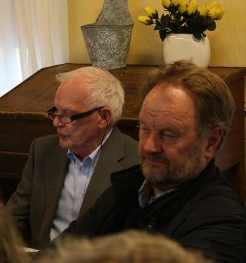 Elias Rogne og Eldar Rogne