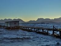 Gammalt og nytt - Nymark-kaia og Marine Harvest