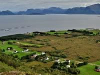 Nogva/Rogne mot Dryna og Romsdalsfjorden
