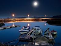 Småbåthamn på Rogne