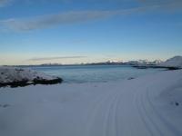 Utsikt mot Romsdalsalpane